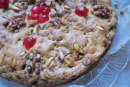 Zelten: torta natalizia Trentino