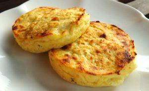 Hamburger patate croccante mozzarella ricette natale