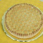 Torta mandorle siciliana dolce tipico natale