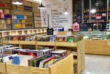Etna Comics: nuova apertura del Comicshop-Coffeehouse a Catania