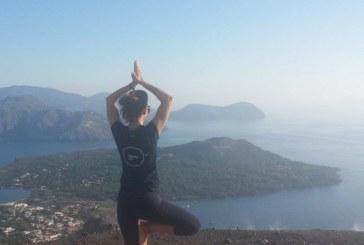 Alessia La Rosa: vi racconto il mio amore per lo Yoga