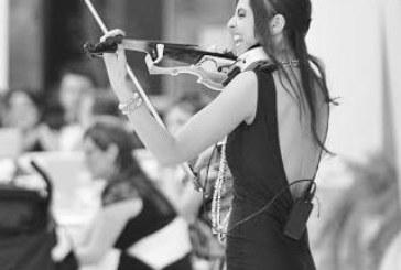 Chiara Conte DancingViolinist: la capacità di essere multitasking e vivere di musica
