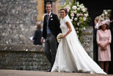 Matrimonio Pippa Middleton: tutto lo charme della famiglia reale