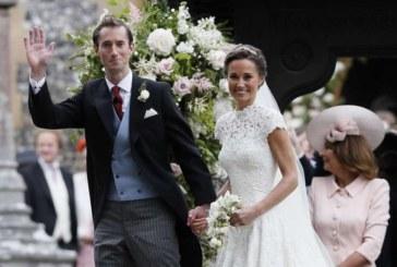 Adesso tocca a Pippa. Matrimonio da favola perla sorella di Kate Middleton!