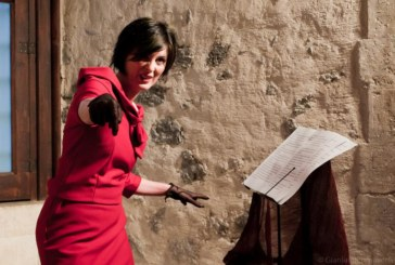 """""""..salir anche non alto, ma salir senza aiuto"""" : Egle Doria, decisa e coraggiosa, un'attrice affermata made in Sicily"""