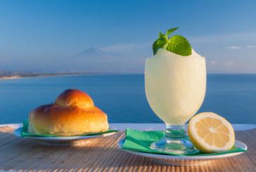 Granita al limone senza gelatiera (quella siciliana)