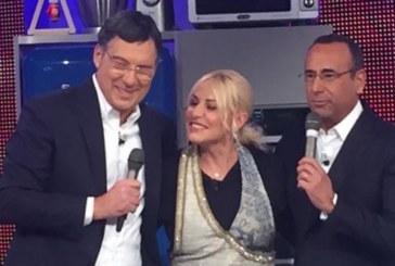 Fabrizio Frizzi sta bene, sorpresa in diretta TV alla prova del cuoco