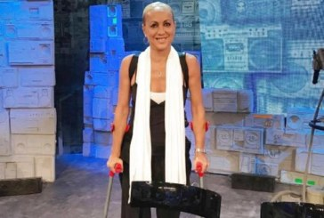 """Alessandra Celentano: """"Sono malata, non posso più ballare. Maria De Filippi mi è stata vicina"""""""