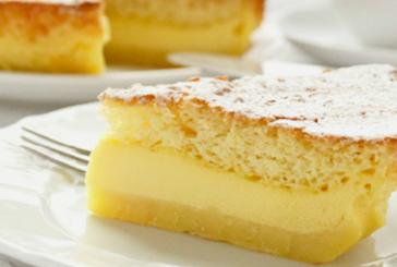 Ricetta torta bianco incanto: una nuvola di golosità