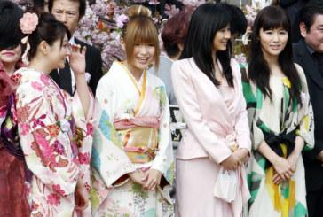 Dal Giappone con furore il kimono impazza come street-fashion 2018