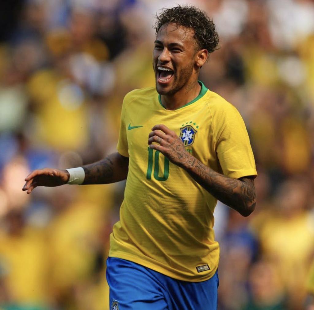 Neymar mondiali 2018