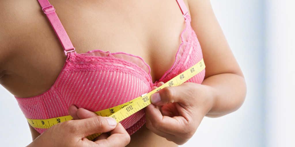 come aumentare seno