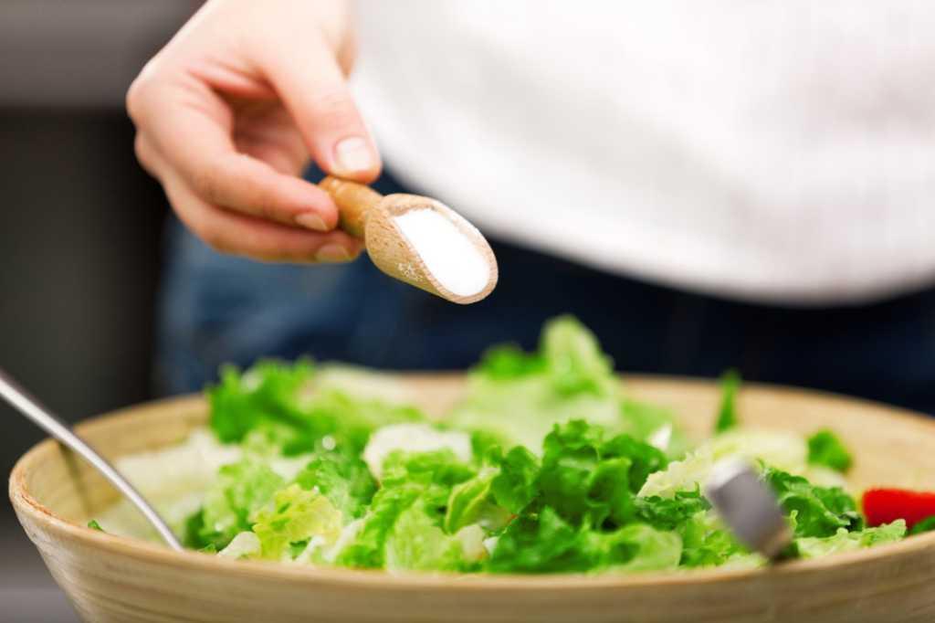 sale cucina ricette