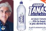"""Dopo acqua Ferragni, Codacons lancia l'acqua """"Super Tanasi"""""""