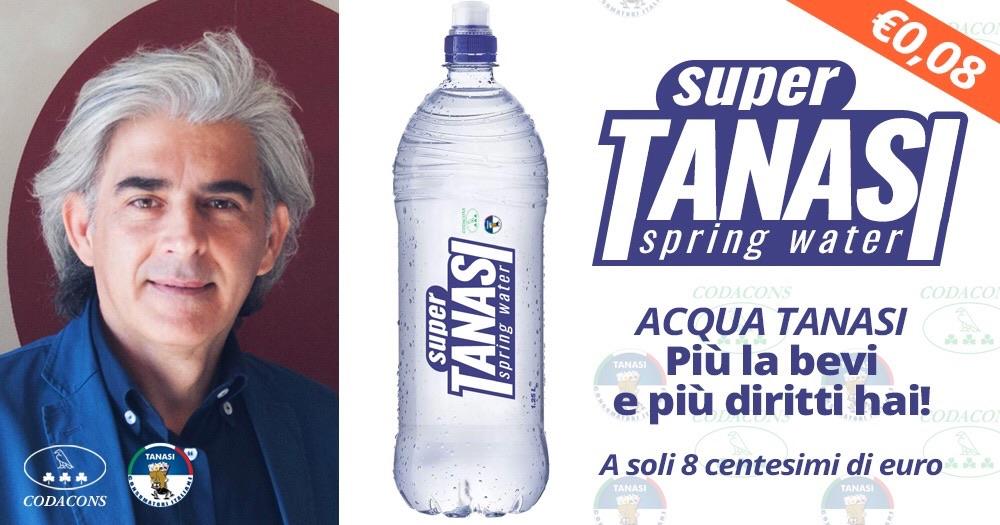Acqua Super Tanasi