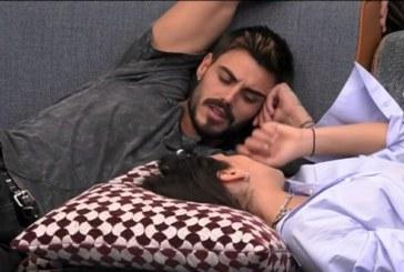 Grande Fratello Vip: superata la lite, notte di fuoco tra Francesco Monte e Giulia Salemi