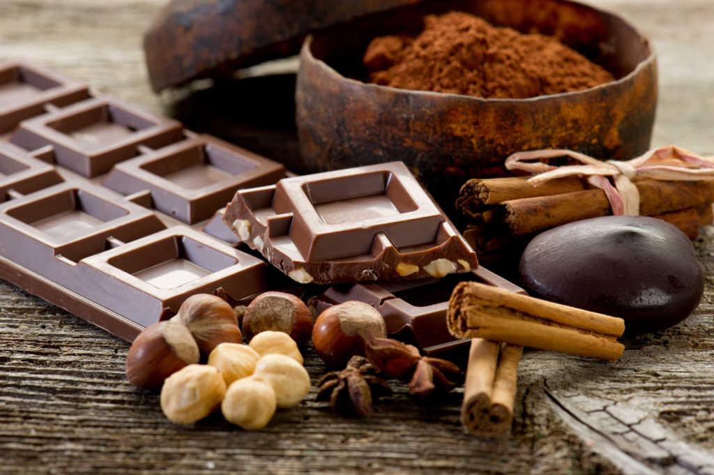 cioccolato dieta settimanale