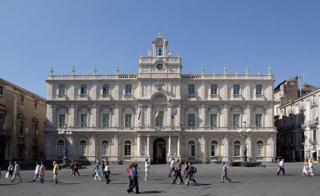 Università Catania corrotta