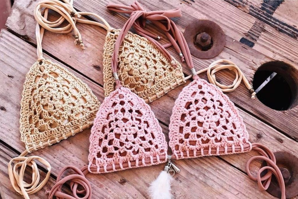 tendenza bikini crochet 2021